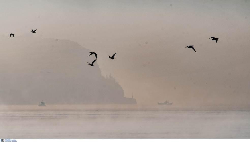Στο «έλεος» της αφρικανικής σκόνης η Κρήτη – Πότε βελτιώνεται ο καιρός