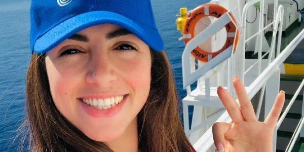 Πρώτη γυναίκα πλοίαρχος της Αιγύπτου: Δεν έφταιγα εγώ για το ατύχημα του Ever Given στο Σουέζ