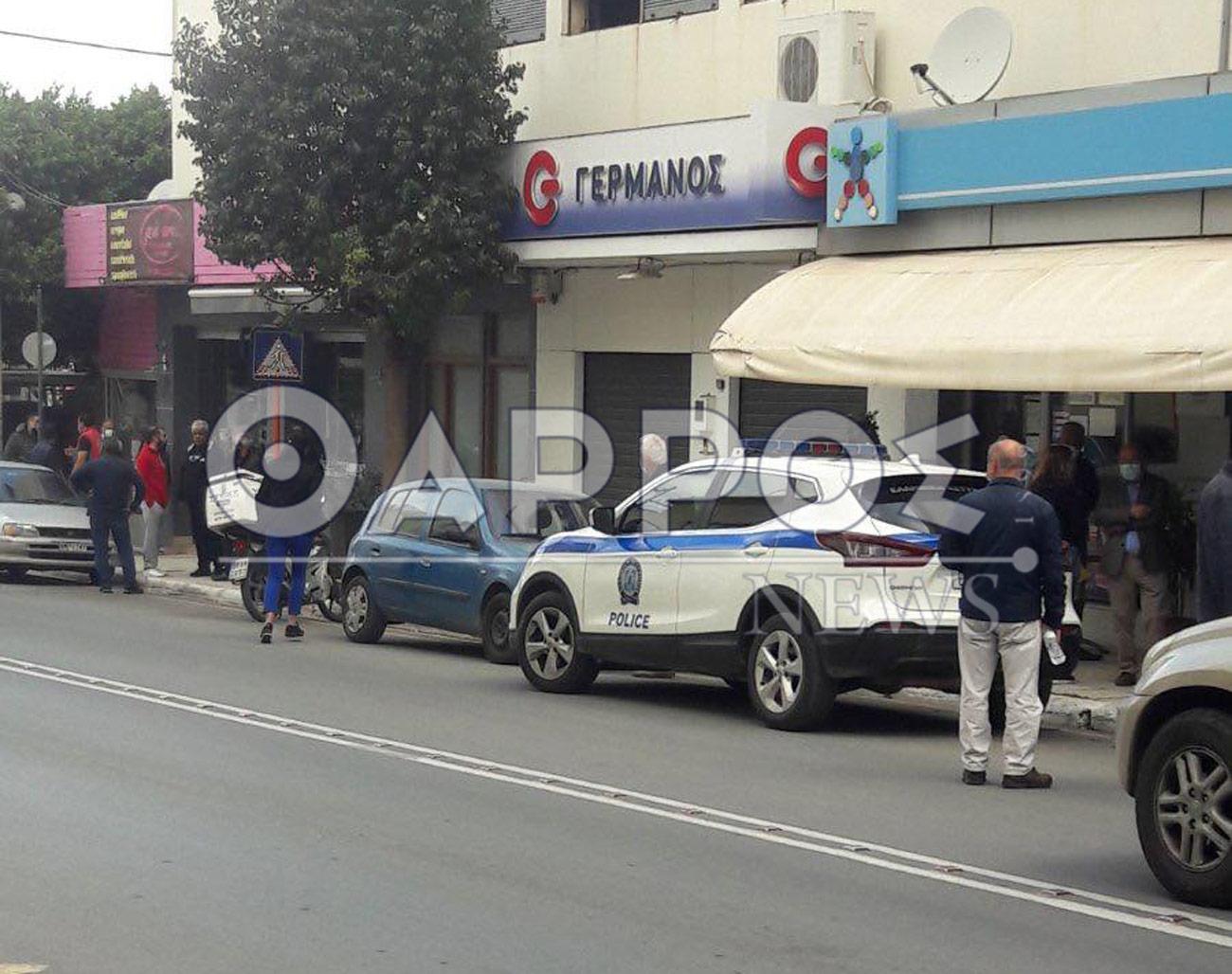 Σοκ στην Κυπαρισσία: 67χρονος πυροβόλησε και σκότωσε εργαζόμενο σε κατάστημα