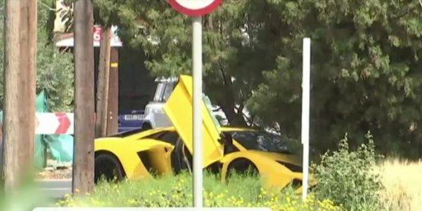 Κύπρος: Εκτέλεσαν προστατευόμενο μάρτυρα ενώ οδηγούσε την πολυτελή του Lamborghini