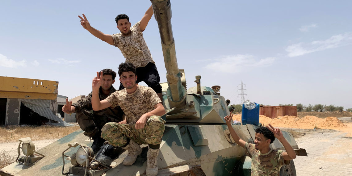 Λιβύη: Ποια αποχώρηση μισθοφόρων; Στη χώρα είναι 11 χιλιάδες «μαχητές» του Ερντογάν