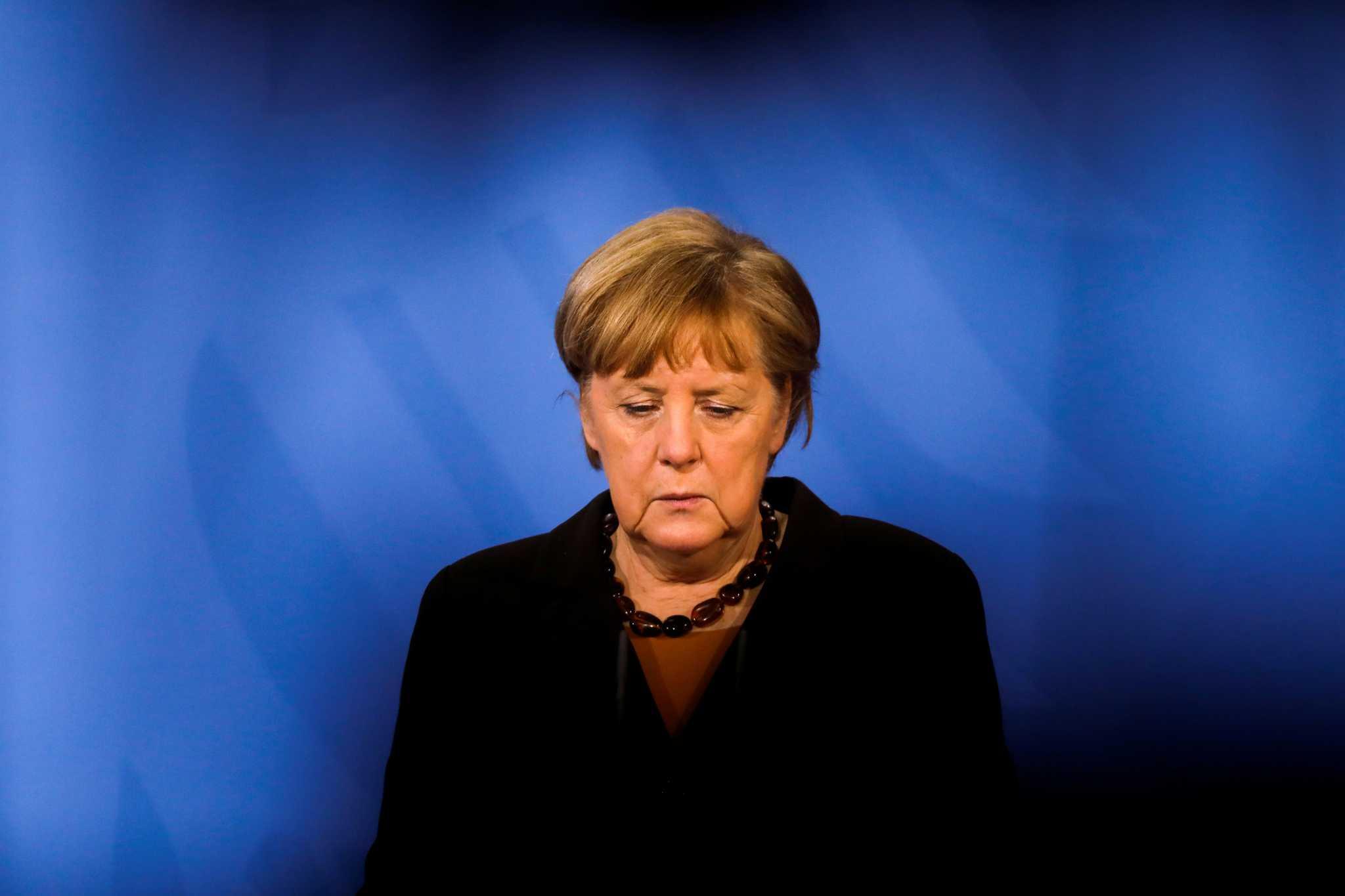 Άνγκελα Μέρκελ: Το τρίτο κύμα της πανδημίας θα είναι ίσως και το χειρότερο