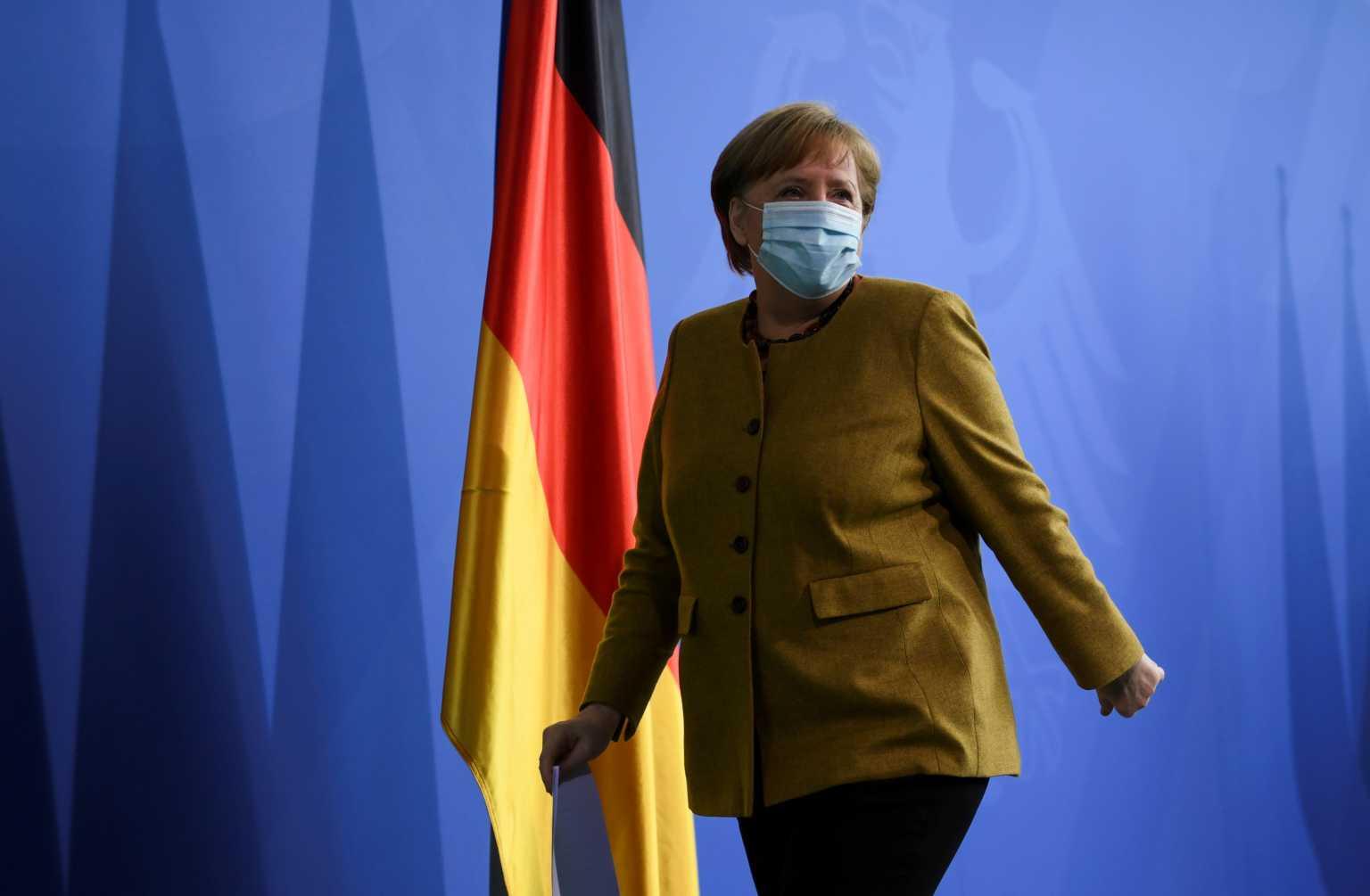 Το εμβόλιο της AstraZeneca θα κάνει η καγκελάριος Άνγκελα Μέρκελ