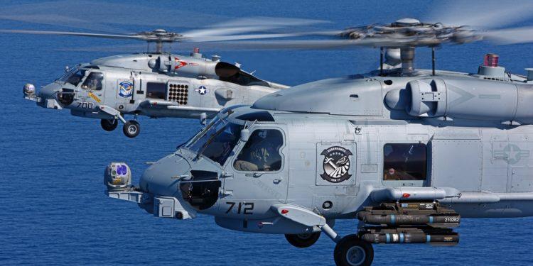 MH60R Romeo: Ολοταχώς για την απόκτηση άλλων τριών ελικοπτέρων ανθυποβρυχιακού πολέμου