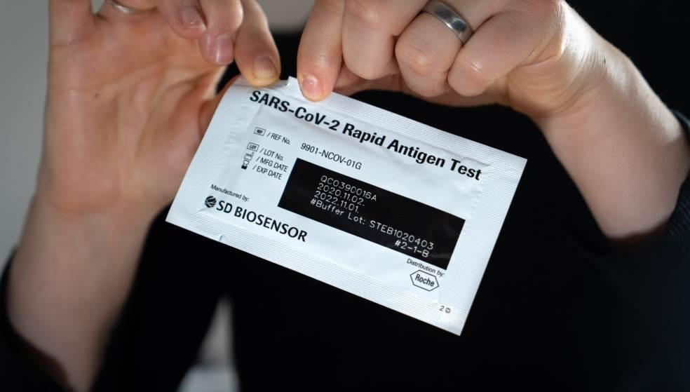 Self tests: Ξεκίνησε σήμερα η δωρεάν διάθεση και από τα φαρμακεία της Κρήτης