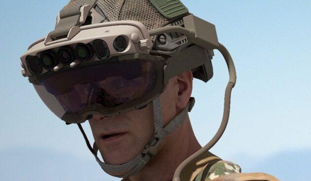 Συμφωνία-μαμούθ της Microsoft με τον Αμερικανικό Στρατό – Εφοδιάζεται με συσκευή «επαυξημένης πραγματικότητας» [vid]