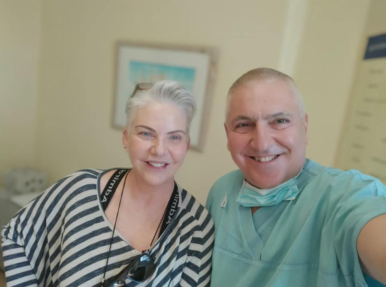 Η Νανά Παλαιτσάκη βγήκε από το νοσοκομείο και… παραιτήθηκε