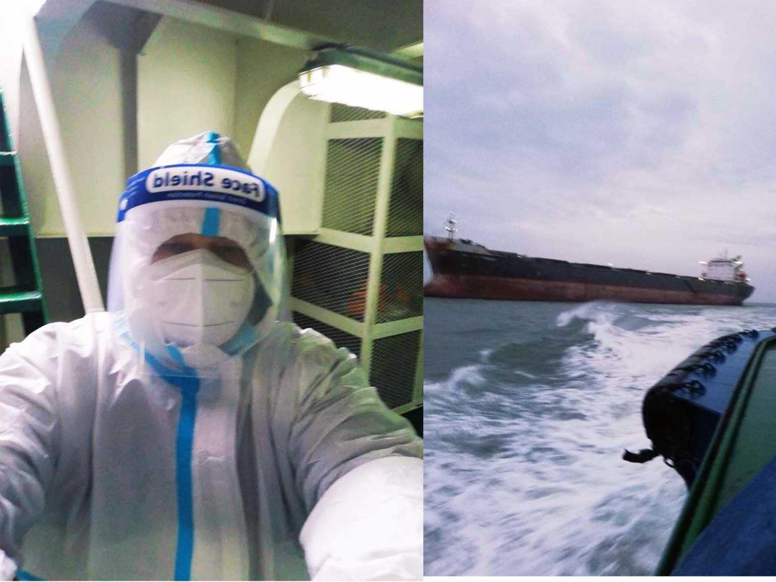 «Επιτέλους! Το παιδί μου επιστρέφει» – Συγγενείς των ναυτικών του πλοίου Angelic Power μιλούν στο newsit.gr