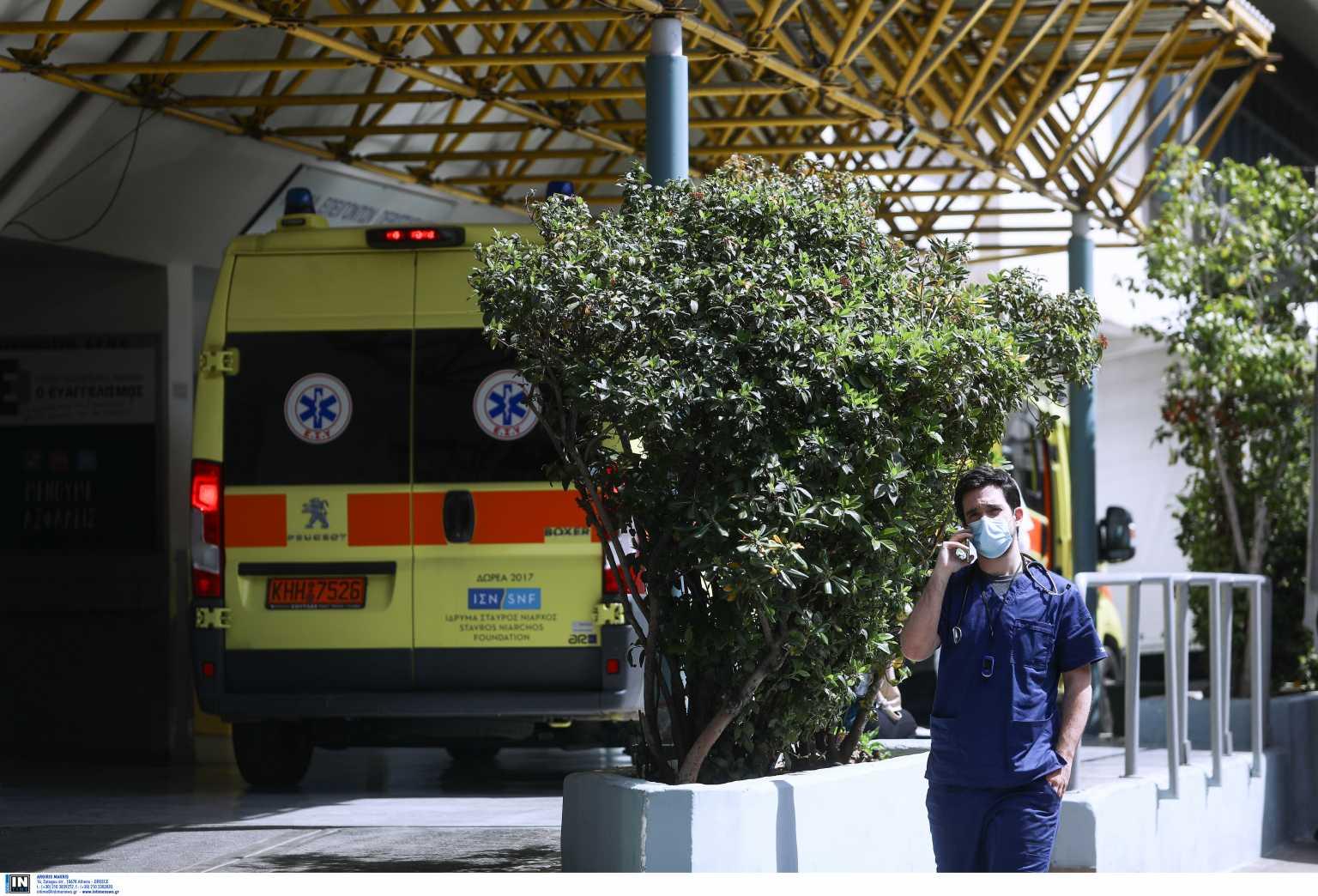 Κορονοϊός: Καμπανάκι για τους κάτω των 55 ετών – Σταδιακή υποχώρηση του δείκτη θετικότητας