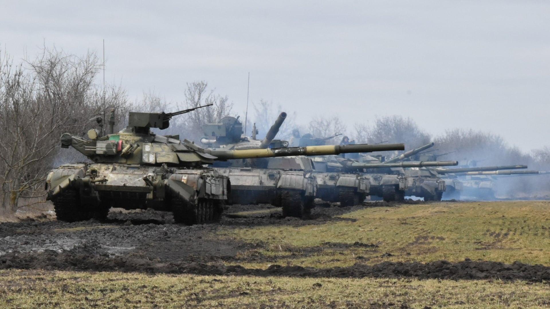 Ε.Ε: Πολύ επικίνδυνη η κατάσταση στα σύνορα Ρωσίας – Ουκρανίας
