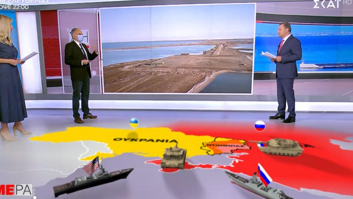 «Δαυίδ» (Ουκρανία) εναντίον «Γολιάθ» (Ρωσία) – Η στρατιωτική υπεροπλία σε αριθμούς