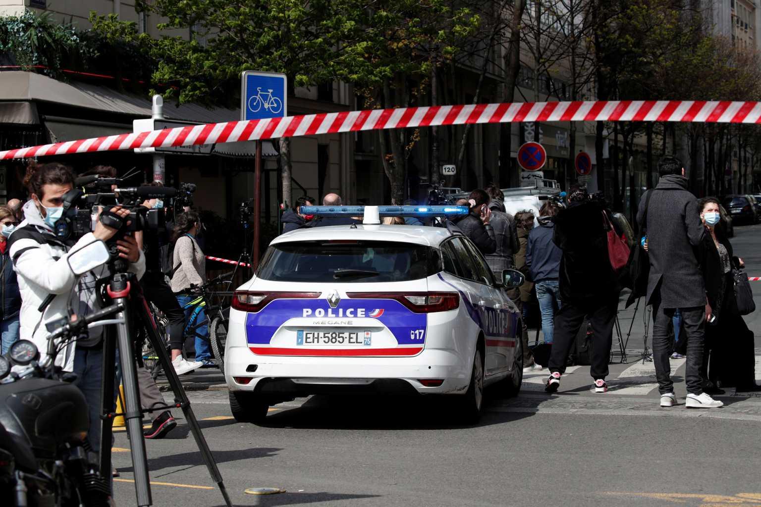 Γαλλία: Φονική επίθεση με μαχαίρι σε μια γυναίκα αστυνομικό στο Παρίσι