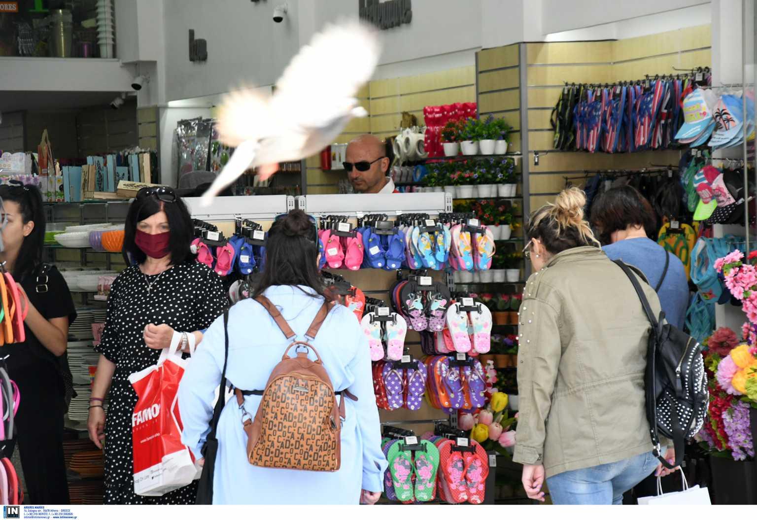 Απόφαση λοιμωξιολόγων: Ανοίγει το λιανεμπόριο στην Αχαΐα, click away Θεσσαλονίκη, κλειστά Κοζάνη