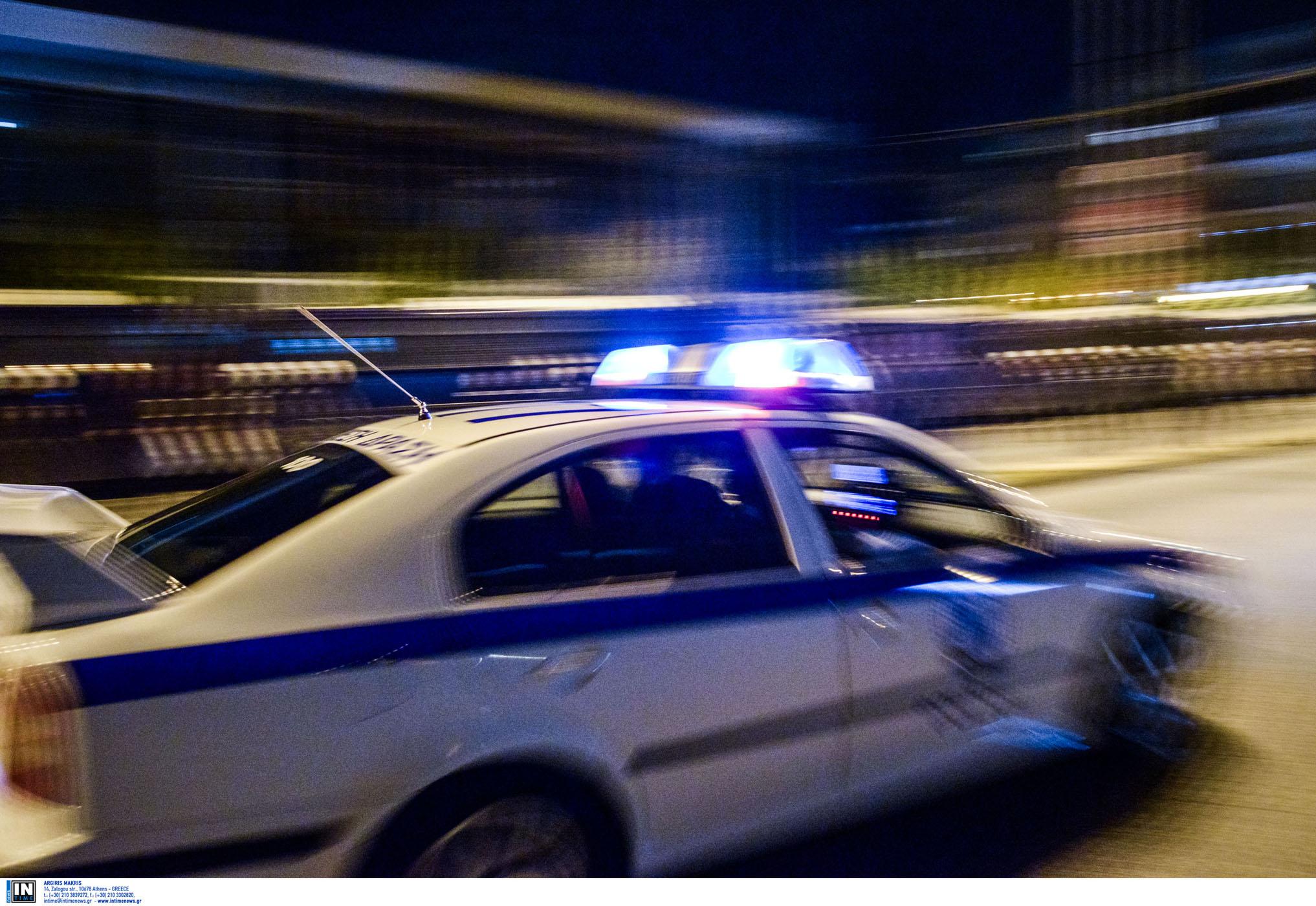 Επεισοδιακή σύλληψη των διαρρηκτών που είχαν κάνει κόλαση τη ζωή του Νίκου Ξανθόπουλου – Βίντεο ντοκουμέντο