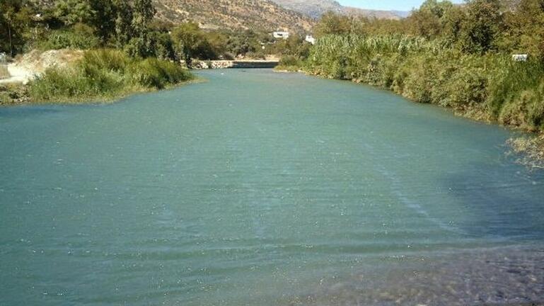 Δέσμευση στον Β. Κεγκέρογλου: Μέχρι τέλους του 2021 η δημοπράτηση της εκτροπής του πλατύ ποταμού. Έχει προταθεί στο Ταμείο Ανάκαμψης