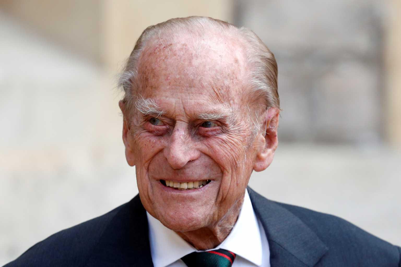 Πρίγκιπας Φίλιππος: Συλλυπητήρια από ηγέτες και προσωπικότητες απ' όλο τον κόσμο