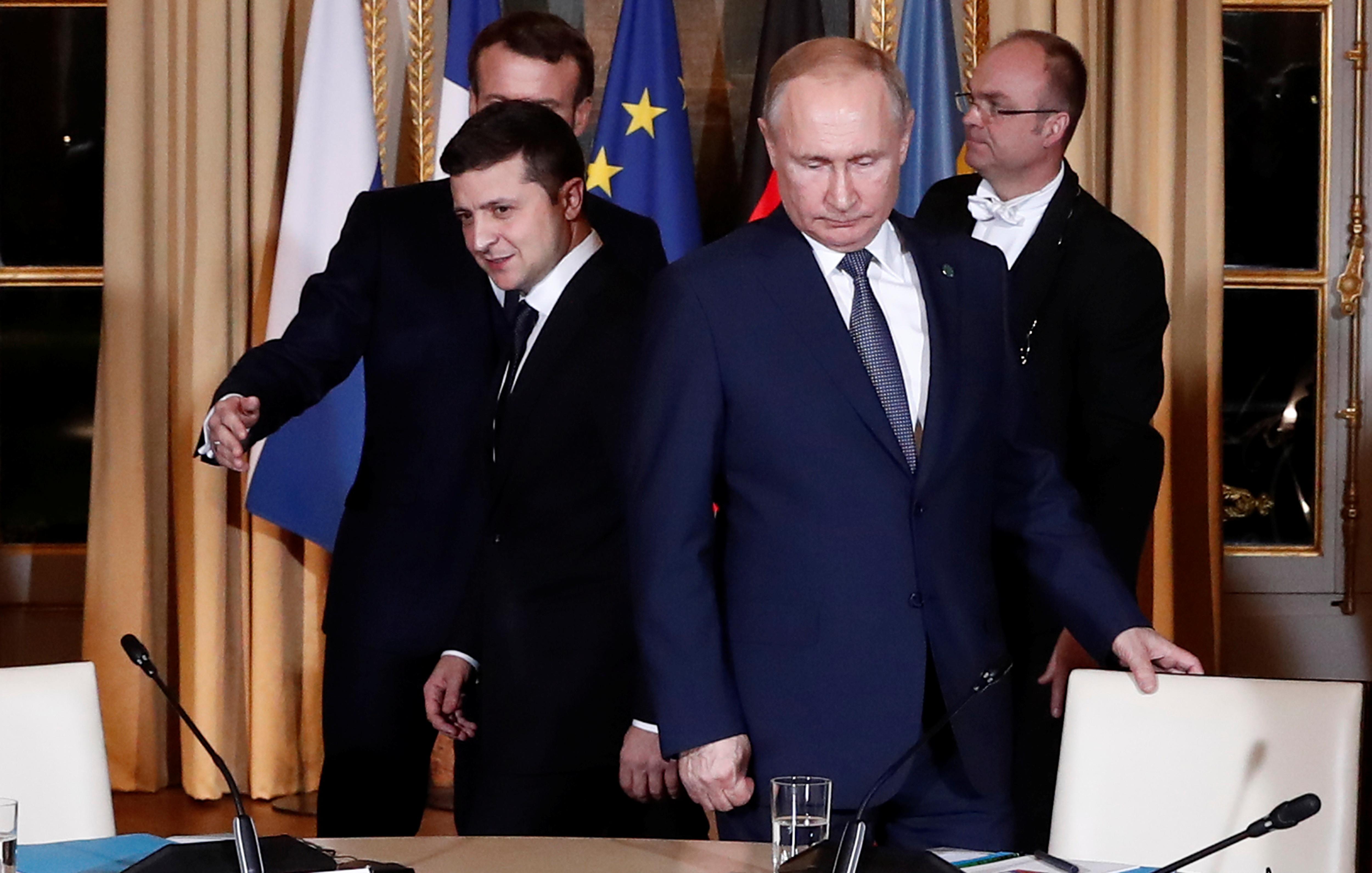 Ουκρανία – Ρωσία: Ο Πούτιν δεν… βγαίνει στο τηλέφωνο του Ζελένσκι