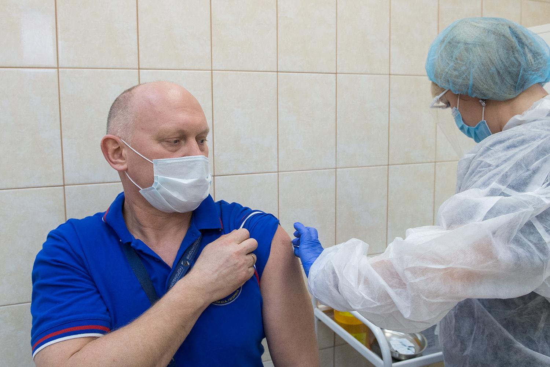 Κορονοϊός: Γυρνούν την πλάτη στα εμβόλια οι Ρώσοι – «Απογοητευτική η ζήτηση» λέει το Κρεμλίνο
