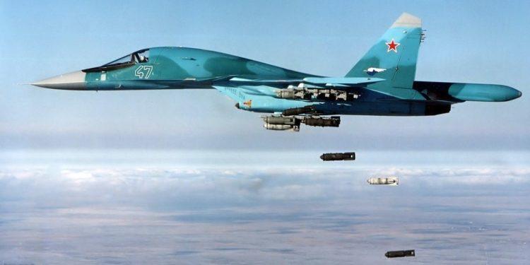 Συρία: Η ρωσική αεροπορία έπληξε βάση «τρομοκρατών» που σχεδίαζαν επιθέσεις ενόψει προεδρικών εκλογών [vid]