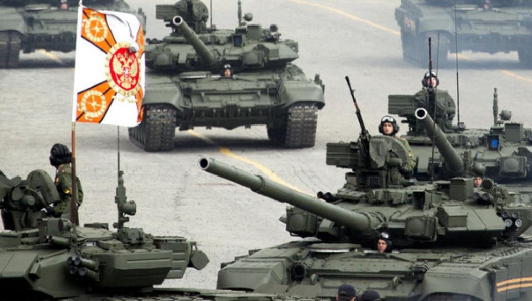 Ανεξέλεγκτη κλιμάκωση σε Κριμαία και Nτονμπάς: 165.000 προσωπικό στην γραμμή αντιπαράθεσης!