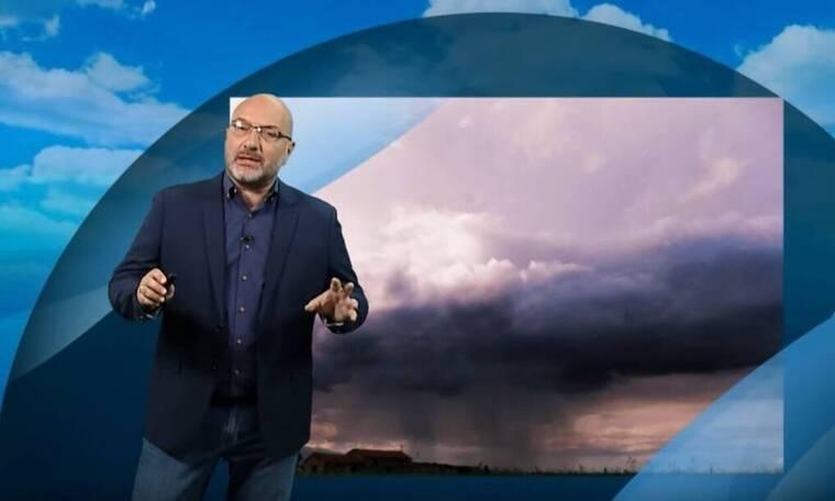 Καιρός – Πάσχα 2021: Με υψηλές θερμοκρασίες ο οβελίας – Η πρόγνωση του Σάκη Αρναούτογλου