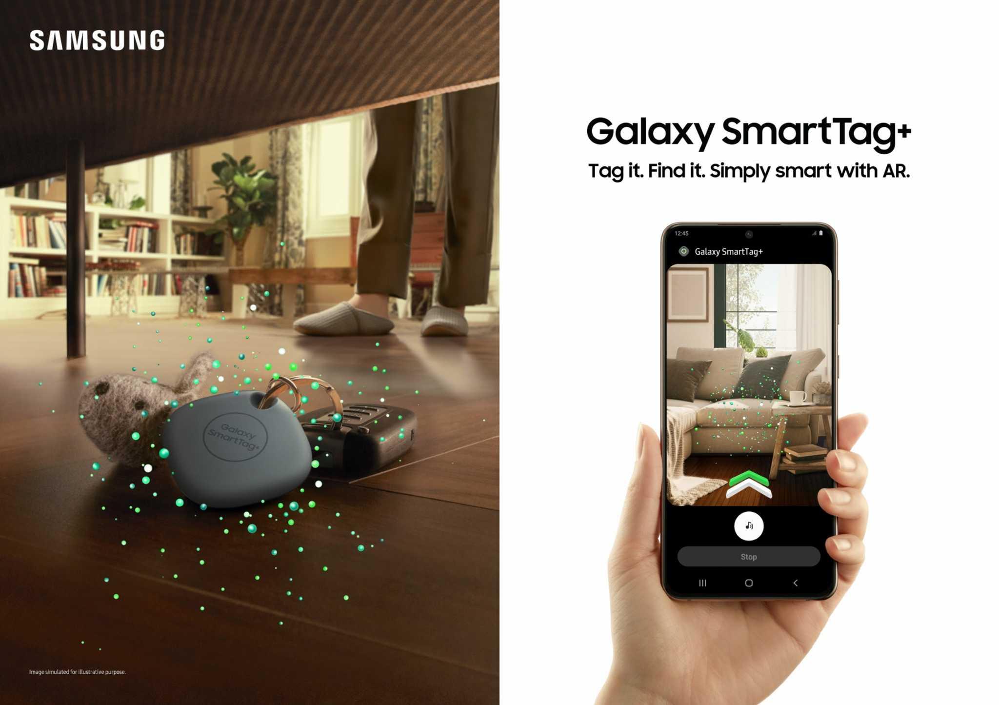 Αυτό το smarphone θα σας βοηθάει να βρίσκετε χαμένα αντικείμενα