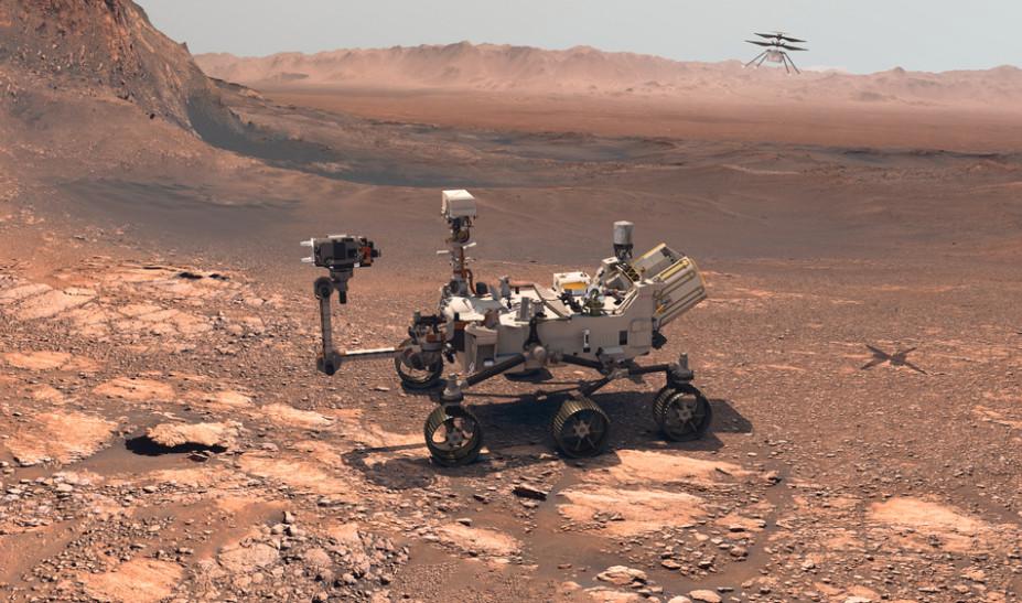 Το ρόβερ Perseverance της NASA παρήγαγε για πρώτη φορά οξυγόνο στον Άρη