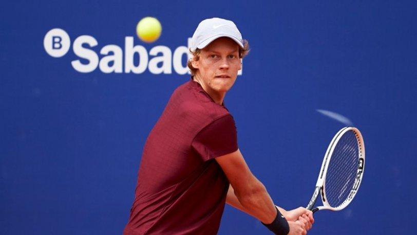 "Barcelona Open: Ο Σίνερ απέκλεισε τον Ρούμπλεφ και είναι στους ""4"" (vids)"