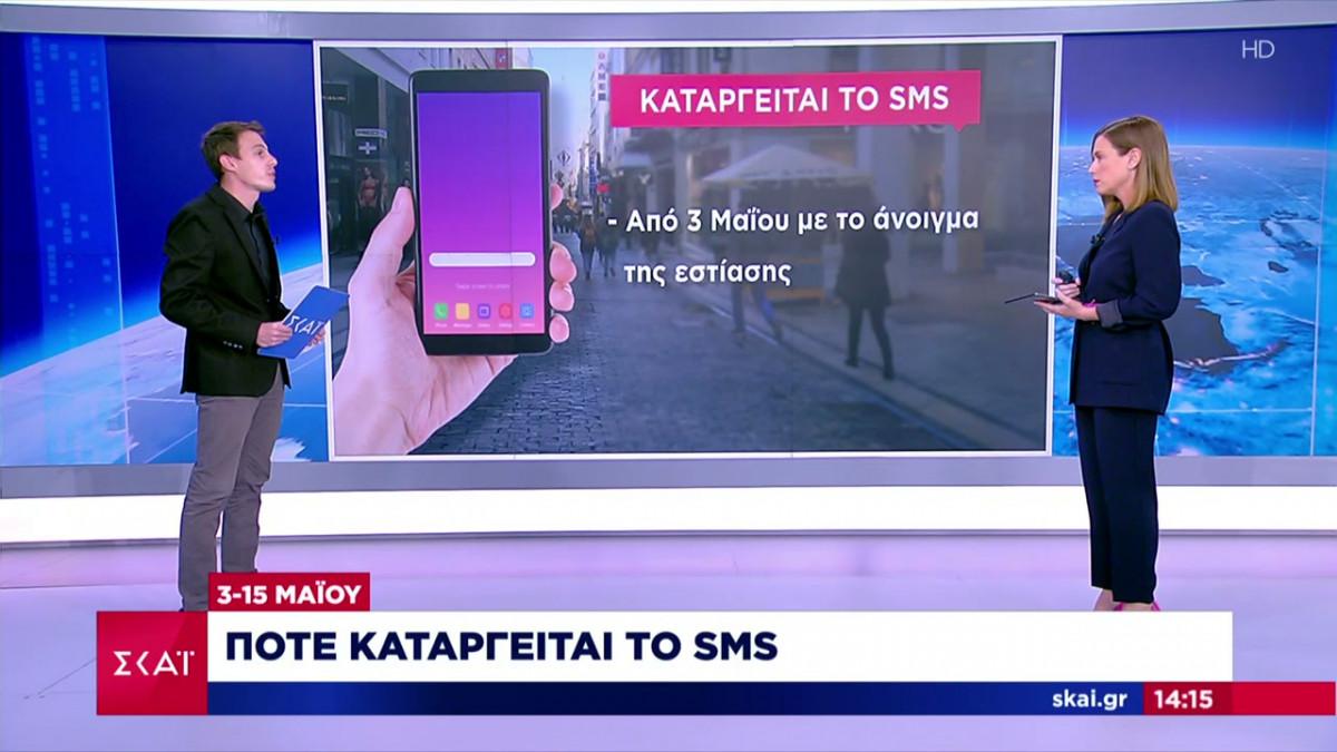 Πότε καταργείται το SMS 13033 – Ποιες είναι οι δυο επικρατέστερες ημερομηνίες