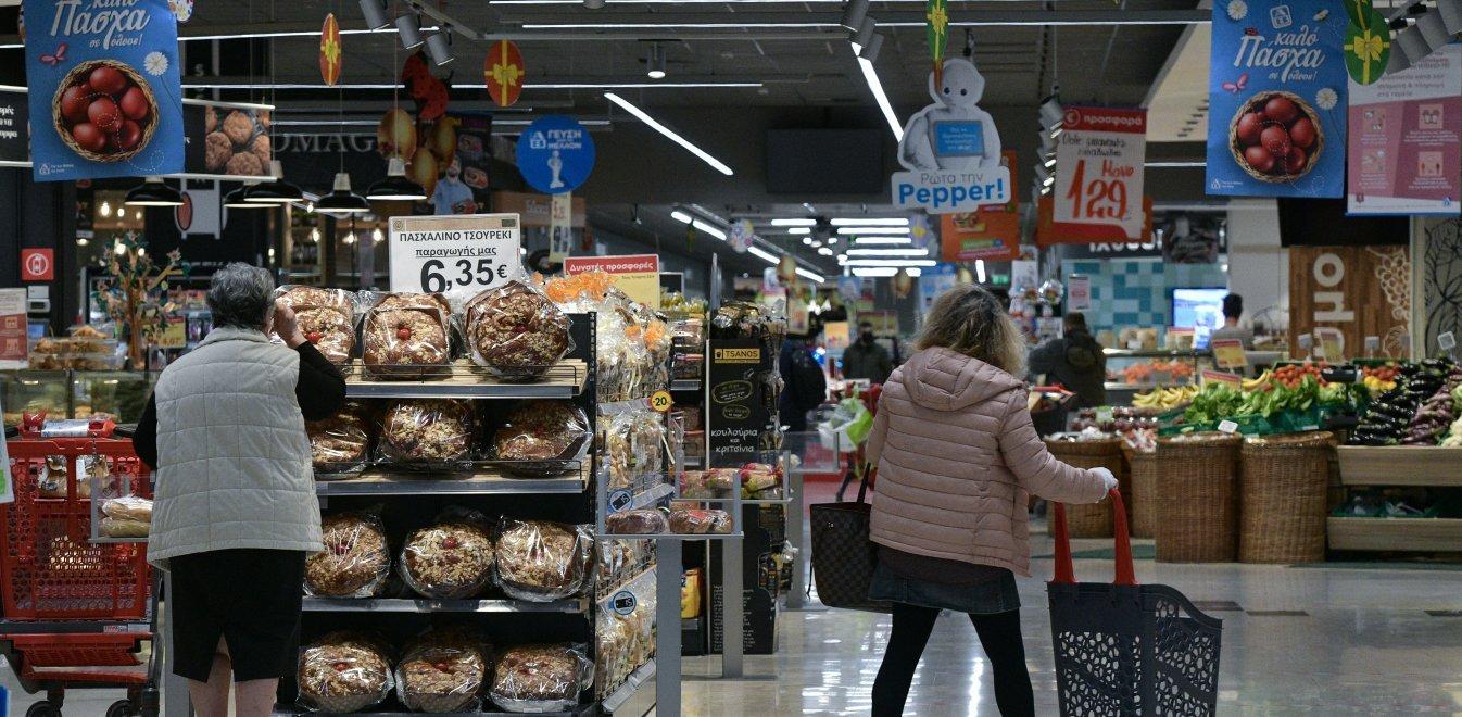Ωράριο σούπερ μάρκετ: Τι ώρα ανοίγουν τη Μεγάλη Παρασκευή τα μαγαζιά