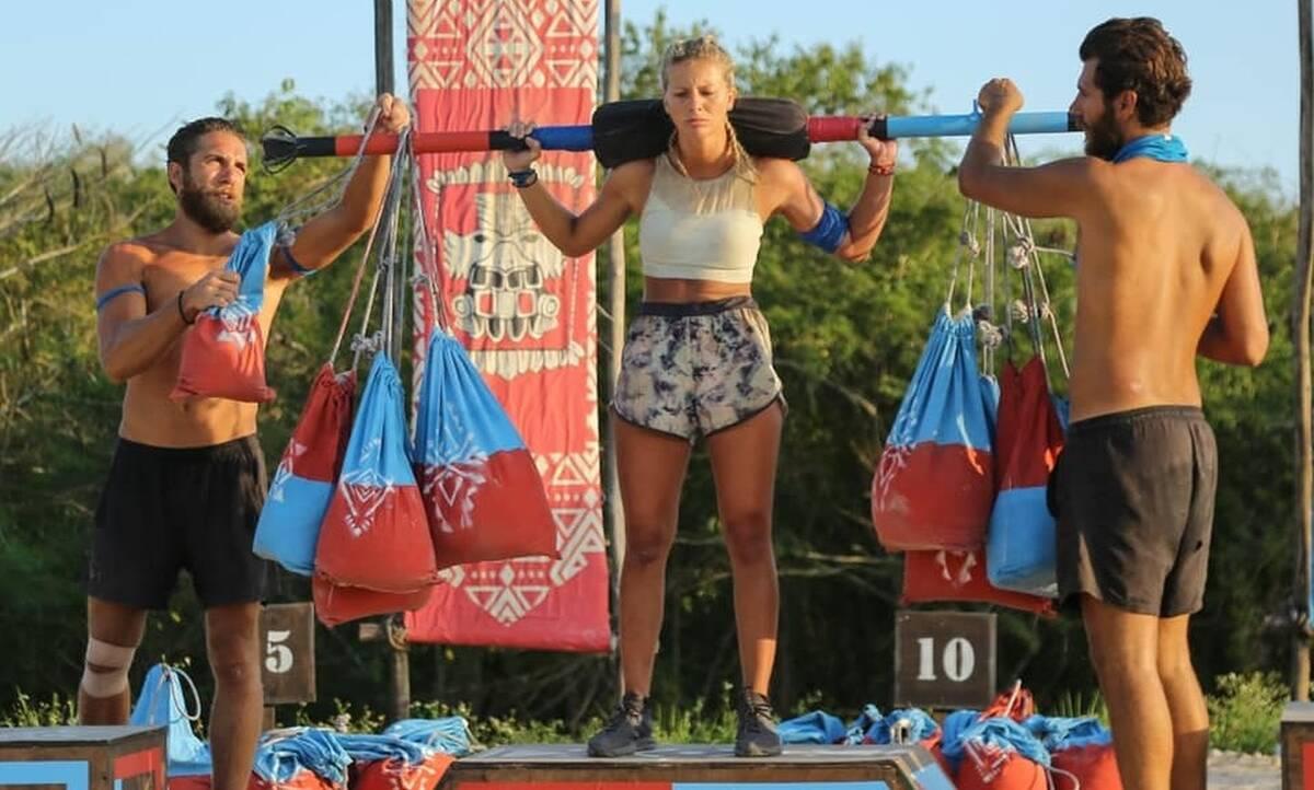 Survivor: Παραλίγο να κάνουν παγκόσμιο ρεκόρ – Ο Λιανός απαντά για τη σκληρότητα του αγωνίσματος