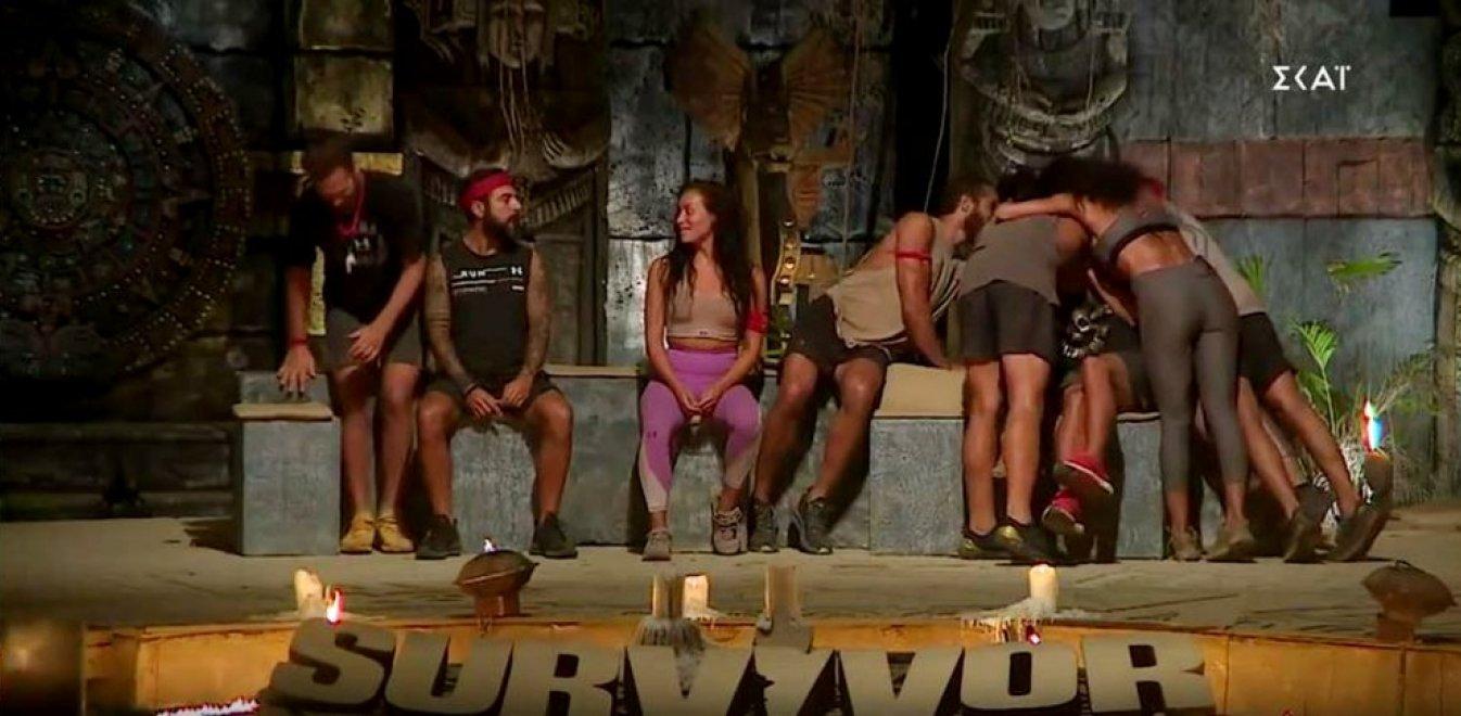 Survivor 4: Δεν έχει ξαναγίνει αυτό που έκαναν οι Κόκκινοι – Αποχώρησε η Μαριάνθη