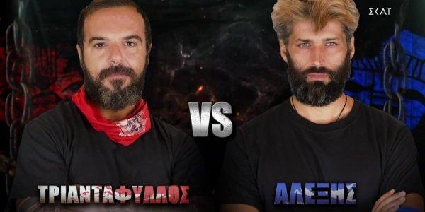 Survivor 4: Τρελά τα χρήματα για Τριαντάφυλλο και Αλέξη Παππά μέχρι σήμερα