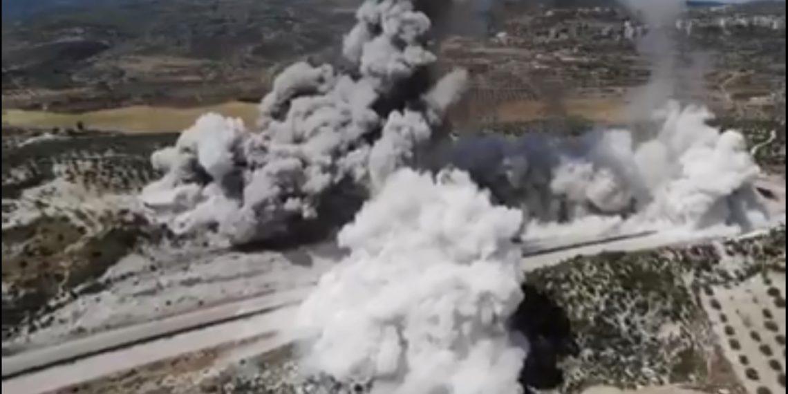 Έρευνα αποκαλύπτει τη χρήση χημικών όπλων από την αεροπορία του Άσαντ στη Συρία