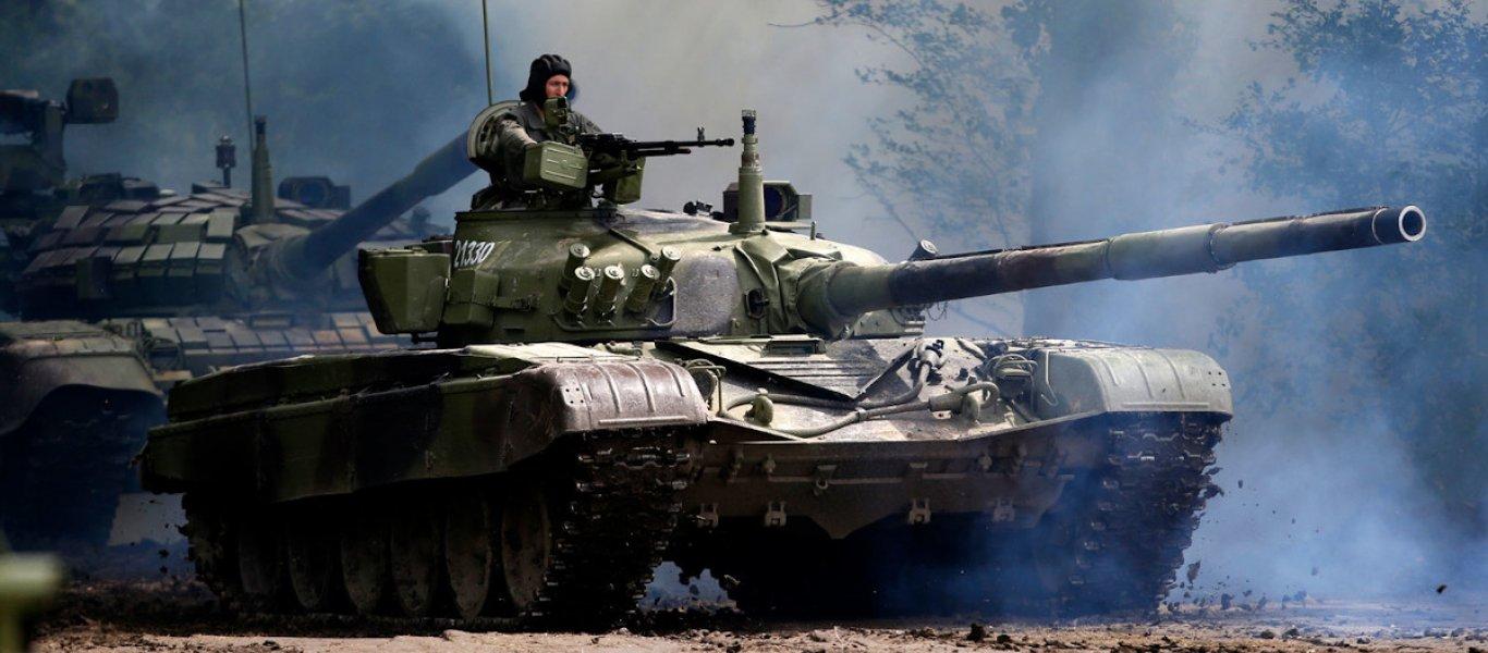 Κολοσσιαία κινητοποίηση του ρωσικού Στρατού: Μεταφέρουν δυνάμεις ακόμα και από την Σιβηρία
