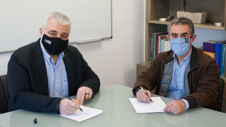 Μνημόνιο Συνεργασίας μεταξύ ΙΤΕ και ΕΛΜΕΠΑ για την έρευνα για τους υδρογονάνθρακες
