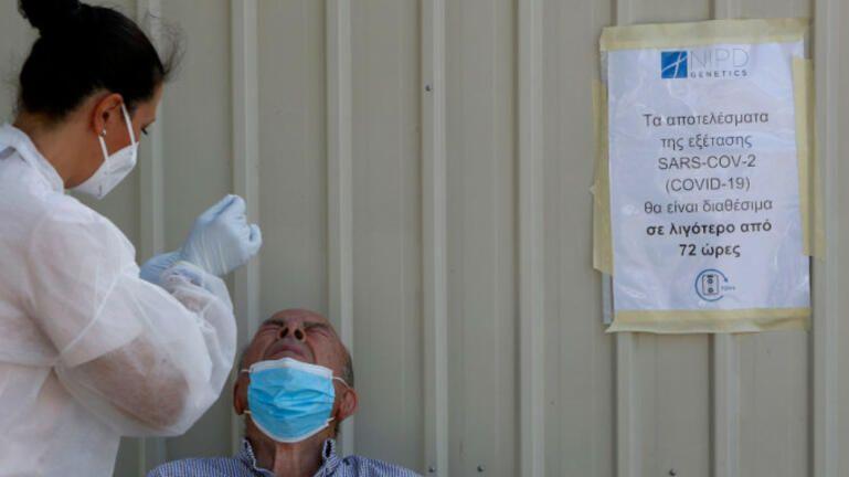 Μεγάλη μείωση κρουσμάτων στις ηλιακές ομάδες που εμβολιάστηκαν στην Κύπρο