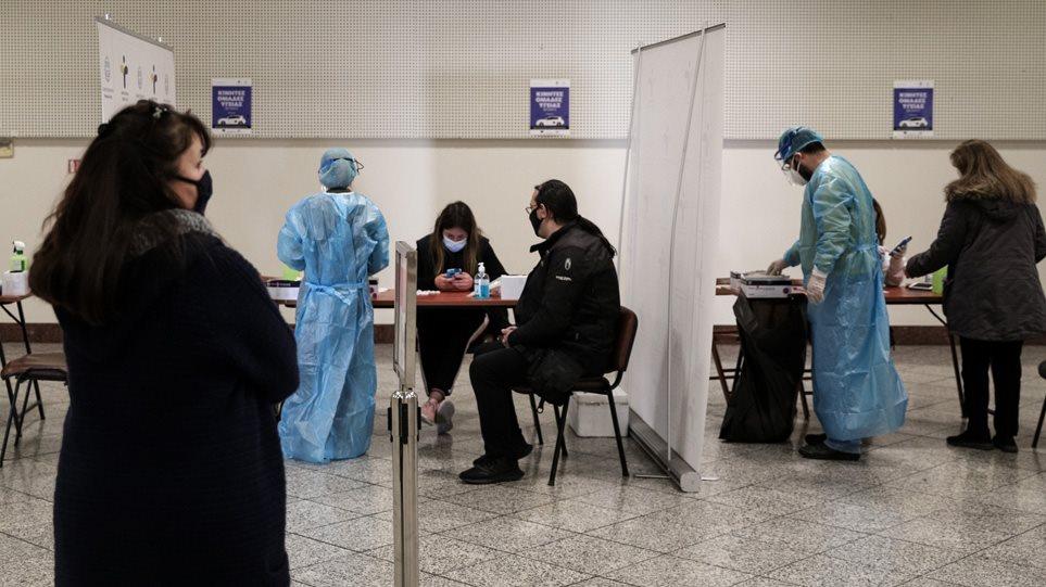 Κορωνοϊός: Στα 1.718 τα νέα κρούσματα – 52 θάνατοι – 780 διασωληνωμένοι
