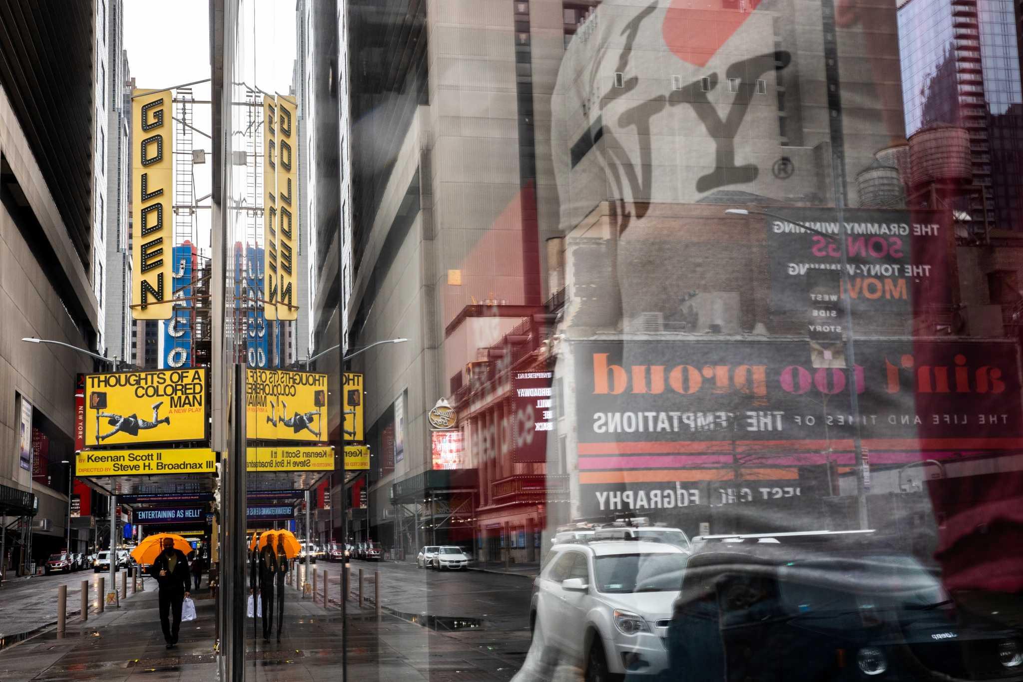 ΗΠΑ: Άνοιξε κέντρο εμβολιασμού κατά του κορονοϊού ακόμα και στην Times Square (pics)