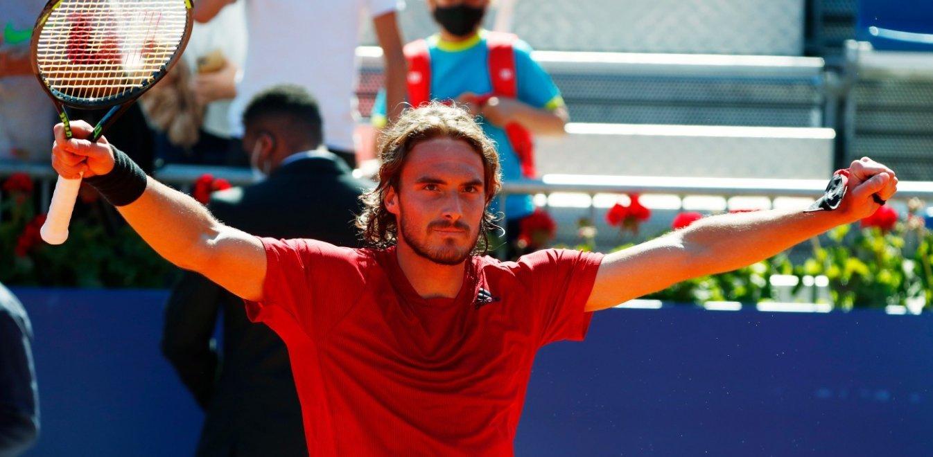 Στέφανος Τσιτσιπάς: Διέλυσε τον Σίνερ, πέταξε ξανά για τελικό!