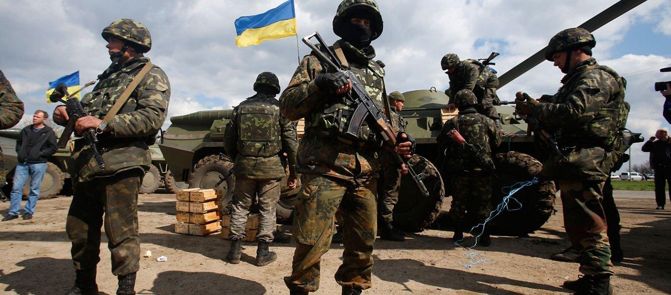 Η Ουκρανία ζήτησε την στρατιωτική συνδρομή του ΝΑΤΟ κατά της Ρωσίας: «Στείλτε τα μαχητικά σας να μας προστατεύσουν»