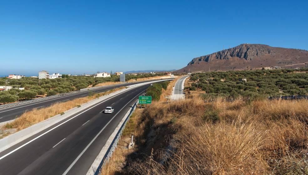 BΟΑΚ: «Ταρίφα» με το… χιλιόμετρο για τα διόδια στον νέο αυτοκινητόδρομο