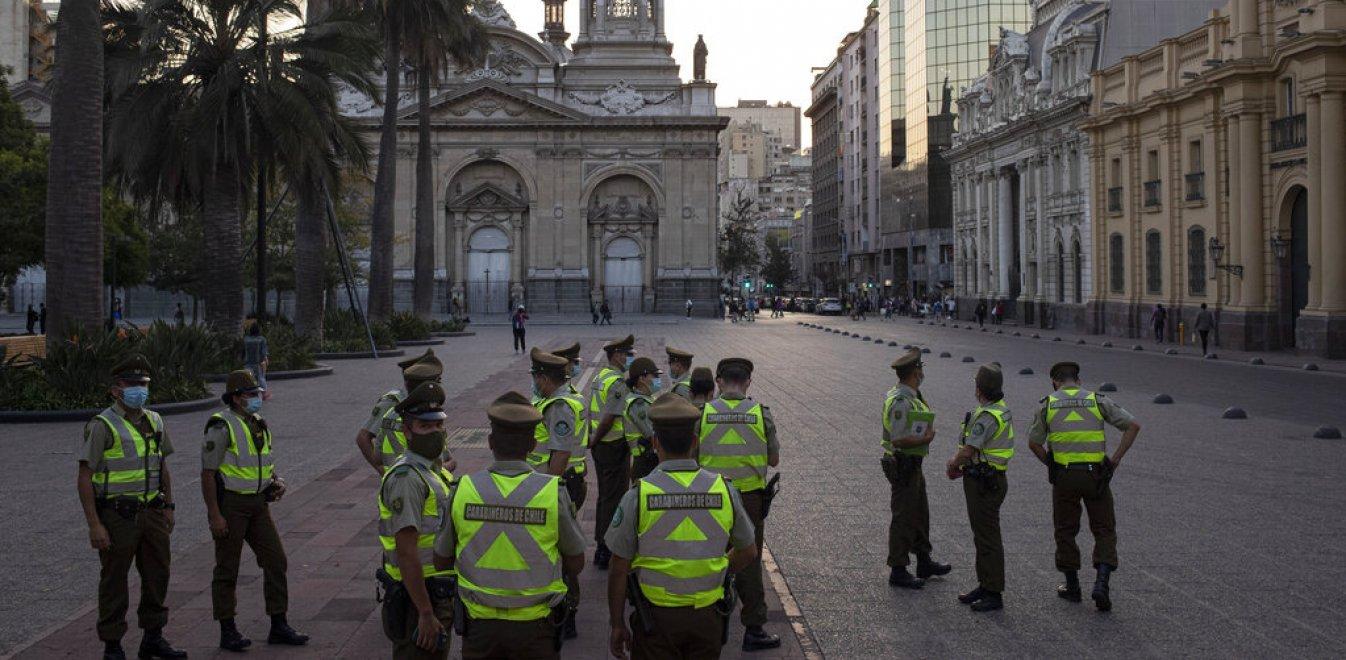 Κορονοϊός: Γιατί η Χιλή έχει έκρηξη κρουσμάτων παρά τον εμβολιασμό