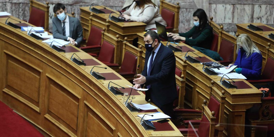 Παναγιωτόπουλος: Τι είπε για τις μεταθέσεις στελεχών – γονέων πολύτεκνων οικογενειών