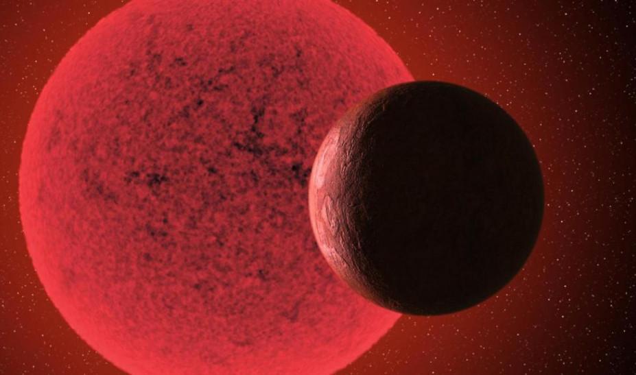 Ανακαλύφθηκε σχετικά κοντινή υπέρ-Γη γύρω από ένα άστρο ερυθρό νάνο