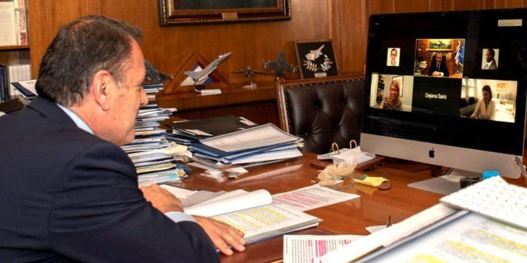 Παναγιωτόπουλος: Μέσα στους επόμενους 2 μήνες η ολοκλήρωση της νέας αμυντικής συμφωνίας (MDCA) με τις ΗΠΑ