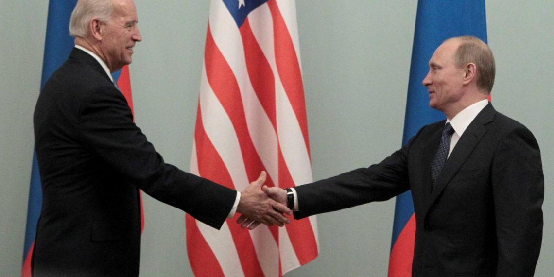 Στα σκαριά η πρώτη συνάντηση Μπάιντεν – Πούτιν στη Γενεύη
