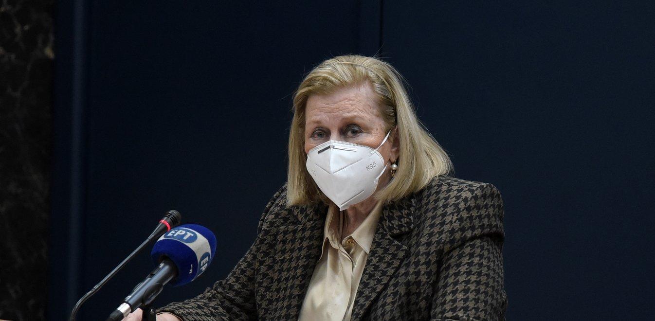 Απάντηση Θεοδωρίδου για θάνατο 44χρονης μετά το εμβόλιο με AstraZeneca