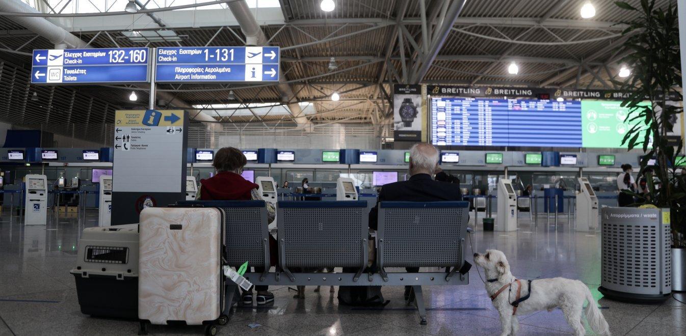 Γλίτωσε την μήνυση ο μεθυσμένος επιβάτης για την παρενόχληση της αεροσυνοδού