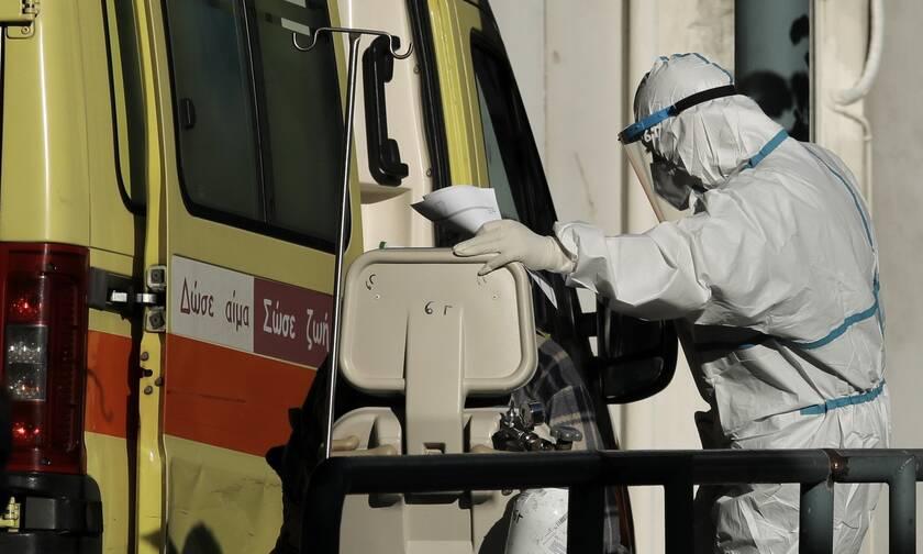 Κρούσματα σήμερα: 2.489 νέα ανακοίνωσε ο ΕΟΔΥ – 70 θάνατοι σε 24 ώρες, στους 707 οι διασωληνωμένοι